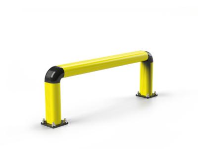 guard rail in pvc