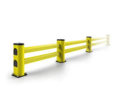 guard rail industriale in pvc